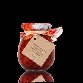 Pečený ovocný čaj s rakytníkem