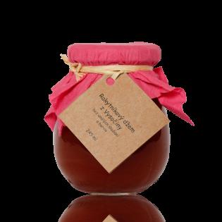 Rakytníkový džem z Vysočiny